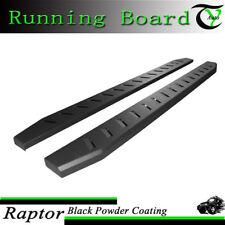 "90"" Black Raptor Nerf Bar Step For 99-16 FORD F250/350 Super Duty Super Crew Cab"