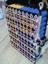 Lithium Ionen 18650 Batteriebank 1KW 48V 13p10s inkl. BMS