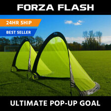 FORZA Flash Pop-Up Target Soccer Goal – 3 Sizes [Net World Sports]