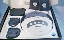 iRobot Roomba Discovery Robotic Vacuum Cleaner Model 4210 w extras