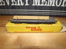 Triang TT T277 bogie wagon with timber bulk load boxed