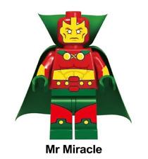 MR MIIACLE Character Rare Minfigures Lego MOC MARVEL DC universe 250297 Figure
