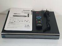 Panasonic DMR-BS850 Blu-Ray Recorder with 500GB HDD - Twin Freesat+ HD Tuner -