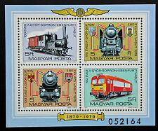 Timbre HONGRIE - Stamp HUNGARY Yvert et Tellier Bloc n°143 n** (Y2)