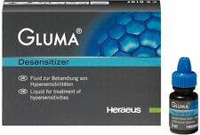 5 X GLUMA Heraeus Kulzer, Dental Desensitizer !!