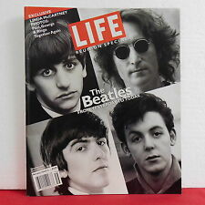 The Beatles Life Magazine Reunion Special Lennon McCarthy Harrison Starr 1995!!!