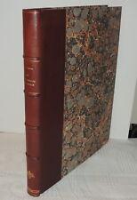 IMPRESSIONS D'ALGERIE - Ph. ZILCKEN  1910 15 pointes-sèches Tirage 120 expl Rare
