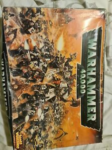 Warhammer 40,000 Citadel Minitures 1998 3rd Edition