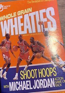 michael jordan wheaties box