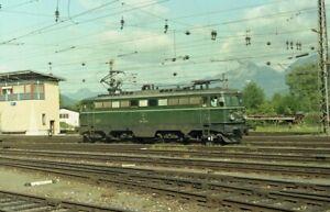 Lokomotive ÖBB 1042.044, Selzthal 24.6.1992