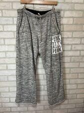 victoria secret pink sweatpants size large