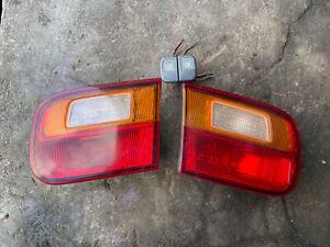 Honda Civic 1992-1995 Genuine Rear Fog Light Kit SEDAN EDM JDM OEM