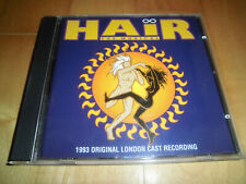 Hair - The Musical - 1993 Original London Cast Recording CD