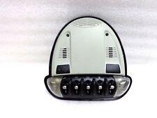 2007-2010-2013 MINI Cooper Overhead Dome Light Sun Roof switch console  OEM #33B