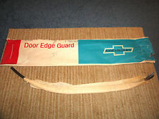 1968 CHEVY PASS. 2DR. IMPALA SS CAPRICE NOS DOOR EDGE GUARDS PR. 987307