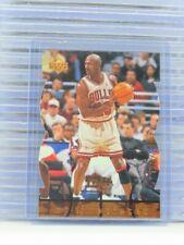 1998-99 Upper Deck Michael Jordan MJX Timepieces #155/230 Die Cut Bulls S59