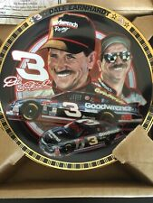 """Dale Earnhardt # 3 -Drivers of Victory Lane- NascarCollector Plate 6.5"""" - New"""