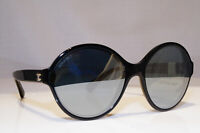 CHANEL SS19 Womens Designer Sunglasses Black Round 5387 501/6G 22385