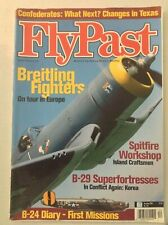Fly Past Magazine Breitling Fighters On Tour No.245 December 2001 050319nonrh