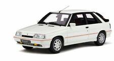OTTO MOBILE 319 RENAULT 11 TURBO Ph2 resin model car white Ltd Ed 1987 1:18th