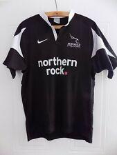 More details for 2007 nike newcastle falcons aviva rugby league original shirt top jersey men