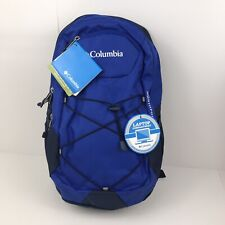 Columbia Northport Omni-Shield Daypack Backpack Color Blue Laptop Compartment