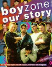 Boyzone:Our Story by Jackson, Joe Paperback Book The Cheap Fast Free Post