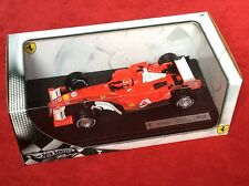 Michael Shumacher Ferrari F2005 Hot Wheels Mattel 1:18