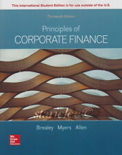 NEW 3 Days to AUS Principles of Corporate Finance 13E Brealey Myers 13th Edition