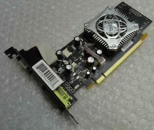 Genuine 256Mb XFX PV-T66S-WANG Geforce 8400GS PCI-e DVI VGA Graphics Video Card