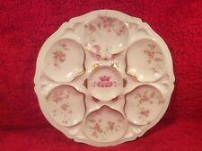 Antique Haviland Limoges Porcelain Oyster Plate, op283  ANTIQUE GIFT QUALITY!!