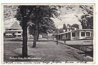 uralte AK Mülheim - Ruhr Am Wasserbahnhof 1930 //26