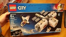 Light Bluish Gray 32083 8 New Lego City Train Car Truck Roof 6 x 4 Slope 45 deg