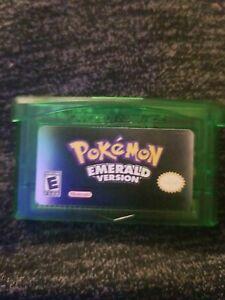 Pokemon Emerald Video Game