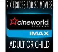 October Birmingham Code Cinema Tickets