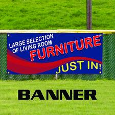 Large Selection Of Living Room Furniture Unique Indoor Outdoor Vinyl Banner Sign