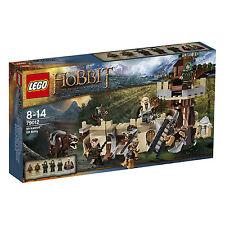 Lego The Hobbit 79012 MIRKWOOD ELF ARMY Orc Warg Elf King Minifig NISB Xmas Gift