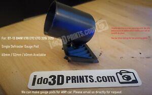 BMW 07-13 E90 E92 E93 328 335 Gauge Pod Defroster 52mm Single