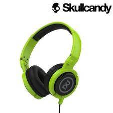 Skullcandy Phase 2XL Kids Childs DJ Headphones Over Ear iPad mini Air 2 Green