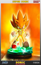 First4Figures Sonic the Hedgehog Modern Super Sonic Exclusive Edition MIB