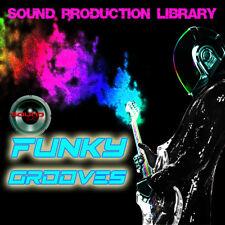 Funky Grooves - Large unique Wave/Kontakt Multi-Layer Samples Library on Dvd