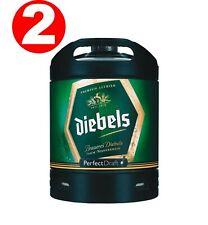2 x Diebels Alt Perfect Draft Fass 6 Liter  4,9 % vol. MEHRWEG 4,66€/L