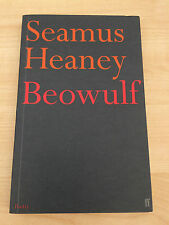 Beowulf, Seamus Heaney, Faber