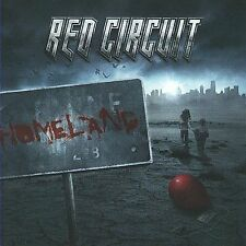 Homeland * by Red Circuit (CD, Oct-2009, Limb Music)