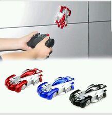 Boy/Adult Floor Micro Wall Climbing Climber RC Remote Control Racing Car Toy UK