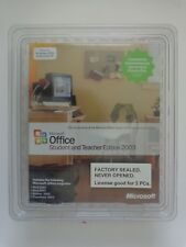 Microsoft Office Student and Teacher Edition 2003 (