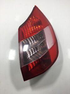 Renault Scenic DRIVER RIGHT REAR TAIL LIGHT 2SK0086590275 5 Doors Medium MPV