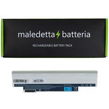 Batteria BIANCA 10.8-11.1V 5200mAh EQUIVALENTE Packard-bell AL10A31