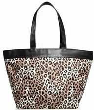 Shopping Bag Tote Animal Leopard Print Bloomingdale's