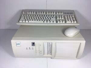 READ! DOS Retro Gaming Computer! SoundBlaster! Pentium! 486 WINDOWS 3.11 95 PC!